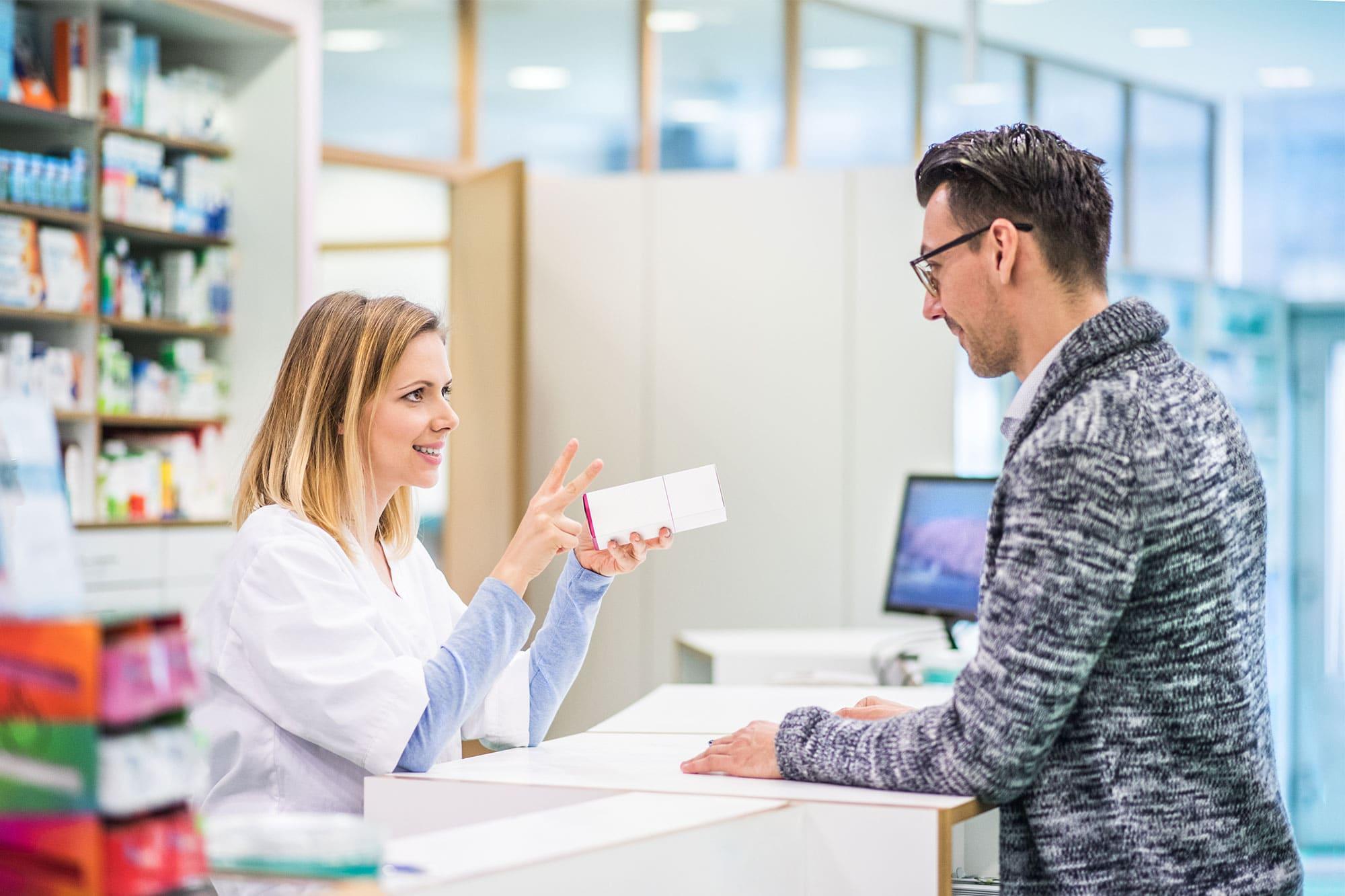 Médical & Pharmacie : pharmacien